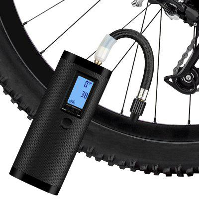 Nafukovací Pump High Pressure Portable Electric Motorcycle Barometer