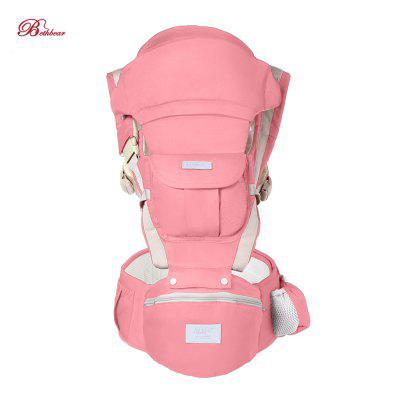 Bethbear Comfortable Baby Carrier Sanded Cotton Material