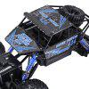 Large Off-road Vehicle Drift Charging Children Climbing Toy Car Racing - BLUE