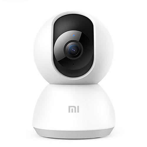 XIAOMI MIJIA 1080P Smart IP Camera APP Remote Control 2-way Audio for Baby Monitor / Home Security - White