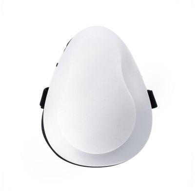 Electric Mask Respirator Air Purify Anti-haze Protection with Replaceable Filter Core