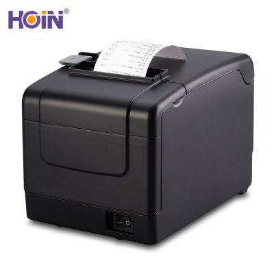 HOIN HOP - H806 80mm Thermal Receipt Printer Bill-coming Reminder Error Alert 16cm/s Printing Speed