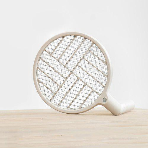 SOTHING 2 in 1 Foldable Electric Mosquito Swatter High-brightness LED Lamp 1200mAh Large Capacity