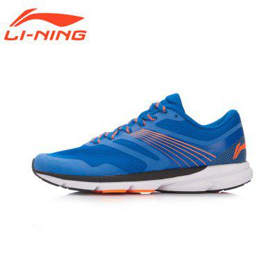 LI-NING Men's Smart Shoes Red Rabbit men's lightweight running shoes with intelligent chip men's sneakers ARBK079-26
