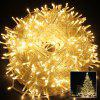 Lampwin 500 Leds 100M 328 Feet Warm White String Fairy Lights Lighting 8 Modes for Christmas Tree Party Wedding Garden - CIEPłE BIAłE śWIATłO