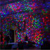 Lampwin Projector Light RGB Maple Waterproof Landscape Projection Decoration for for Halloween, Christmas, New Year, with Remote Controller - BLACK