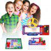 Virhuck W-335 Electronics Discovery Kit DIY Blocks Funny Educational Circuits Science Educational Toy - COLORFUL
