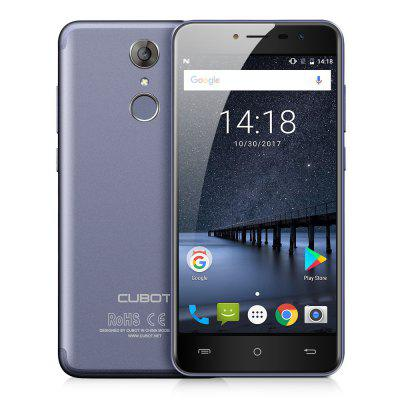 Cubot Note plus Blue EU Image