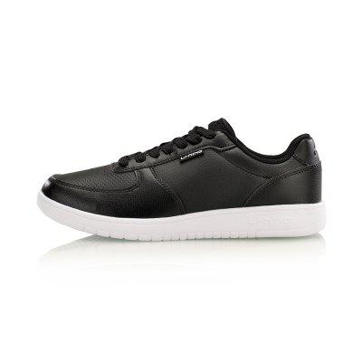 Li-Ning Men's Leather Classic Shoes Skatingboard Sneakers AGLM013-2