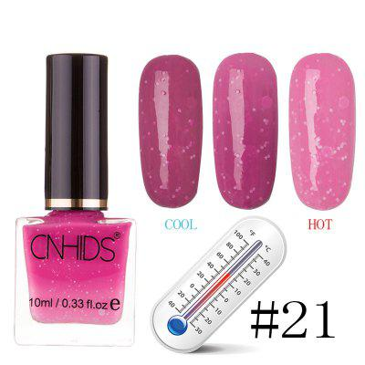 22 Choice Temperature Color Changing Gels Nail Polish  10ML Manicure Nail Art Decoration