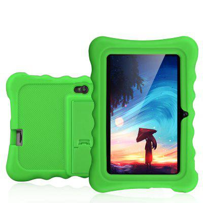 "Ainol Q88 7"" 1024*600 Android 4.4 Allwinner A33 512MB+8GB Dual Camera WIFI External 3G Tablet PC -- Green Image"