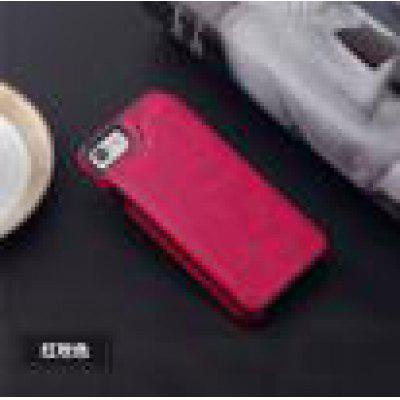 High-grade Business Men Women Magnetic Leather Wallet Case Card Slot Shockproof Flip Cover for IPhone 6/6S/7/ 6/6S/7Plus