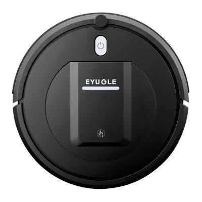 Eyugle KK290A-BD Sweeping Vacuum Robot Cleaner 7.6cm Height 500pa Suction 3 Cleaning Mode 5cm Anti-falling Anti-collision Image