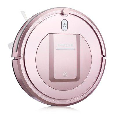 Eyugle KK290A-BE Sweeping Vacuum Robot Cleaner 7.6cm Height 500pa Suction 3 Cleaning Mode 5cm Anti-falling Anti-collision Image
