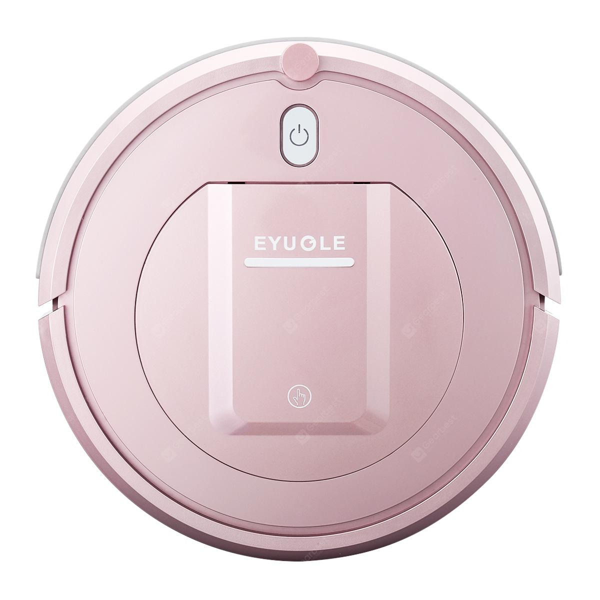 Image result for Eyugle KK290A-BE Sweeping Vacuum Robot Cleaner