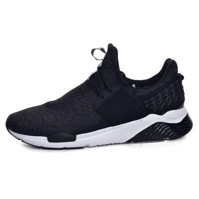 Li-Ning Men Shoes Sport Walking Shoes Fitness Li-Ning Cloud Sneakers Stability Li Ning Sneakers Sports Shoes GLKM107-1