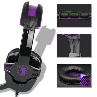 3.5mm Gaming Headsets with Microphone Noise Cancellation Music Headphones