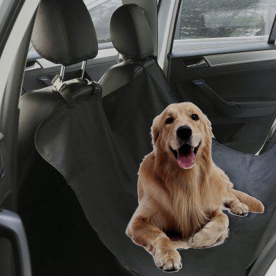 simple car dog seat cover