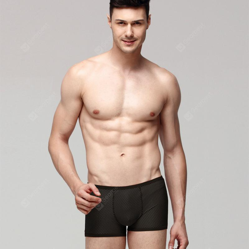Cosmo Esquire Men Modern Strench Soft Modal Lycra Fiber Trunk Underpants Boxer 218108