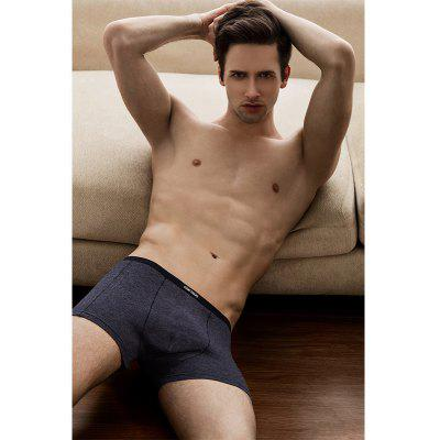 Cosmo Esquire Men Modern Strench Soft Modal Lycra Fiber Trunk Underpants Boxer 218251
