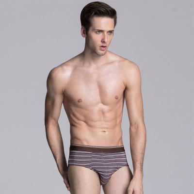 Cosmo Esquire Men Modern Strench Soft Modal Lycra Fiber Trunk Underpants Brief 218228