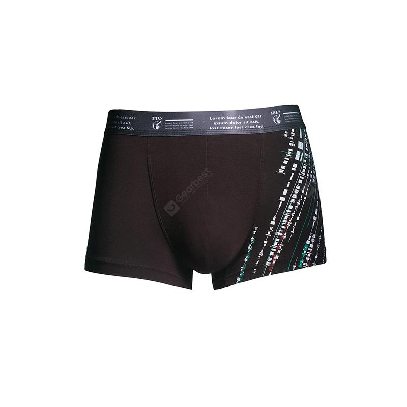 Cosmo Esquire Men Modern Strench Soft Modal Lycra Fiber Trunk Underpants Boxer 218254