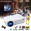 Excelvan 96+ natif 1280 * 800 support 1080p LED projecteur blanc UE PLUG - BLANC
