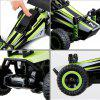 Virhuck 1/32 Scale Rechargeable Off-road Remote Control RC Car - GREEN
