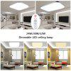 dimmable 30W 520*520mm square ceiling light - WHITE