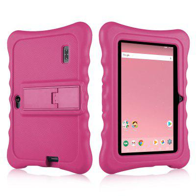 """Ainol Q88 Kids Android 7.1 OS Tablet 7"""" Display 1G RAM 8 GB ROM Light Weight Portable Kid-Proof Shock-Proof Silicone Case Kickstand Available With iWawa For Kids Education Entertainment"""