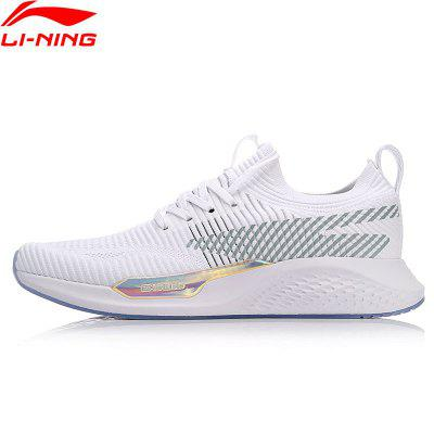 Li-Ning Mens Exceed LT Walking Shoes The Trend Classic Sneakers Mono Yarn LN Cloud Support Sports Shoes AGCN035-2
