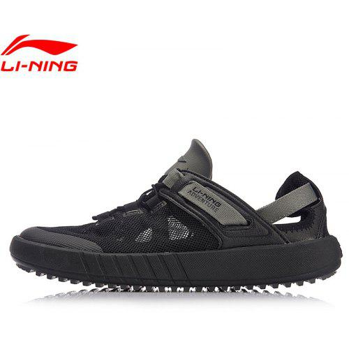 Li-Ning Mens Water Outdoor Aqua Shoes Breathable Wearable Beach Light  Weight Water Sandals Sneakers AHLN001-3 -  97.10 Free Shipping 648a102c92f