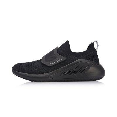 Li-Ning Men EXTRA Walking Shoes Breathable Mono Yarn Sports Casual Shoes Cushion Comfort Sneakers AGLN025-4 sale badminton shoes sneakers sport men sneaker free indoor man new professional walking breathable hard court medium b m