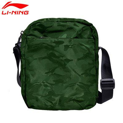 f0c226234aab Li-Ning Mens Urban Shoulder Bag Polyester Leisure Sports Bags ABDM005 -   23.85 Free Shipping