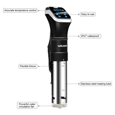 Welquic Sous Vide Precision Cooker