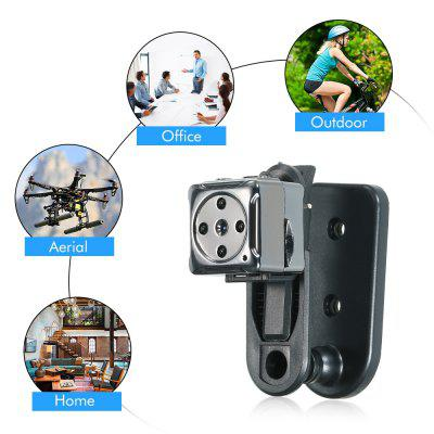 Mini Spy Hidden Camera 1080P Portable HD Nanny Cam Night Vision Motion Detective Security Camera for Home and Office