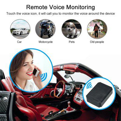 Car GPS Tracker Magnetic GPS Locator Voice Monitoring Standby 300 Days for Vehicles