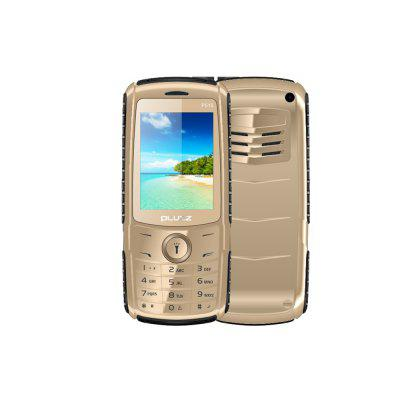 PLUZZ P515 2800mAh Battery Flashlight Feature Phone