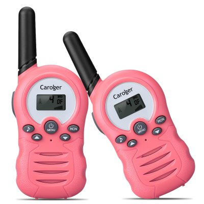 Caroger CR388A Colorful License-Free 8 Channel Walkie-talkie