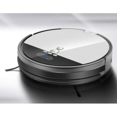 Image result for Ilife V8S Robotic Vacuum Cleaner with LCD Display gearbest