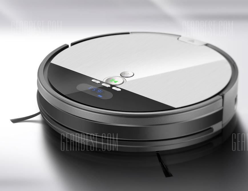 Image result for Ilife V8S Robotic Vacuum Cleaner with LCD Display
