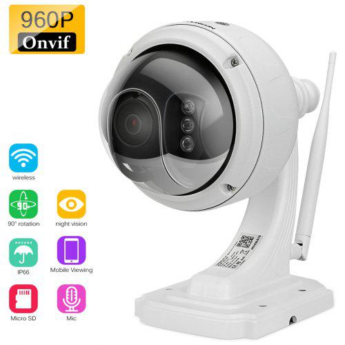 Surveillance Cameras Mini Cctv System Ip Camera Outdoor Wifi 960p Security Cameras Waterproof Bullet Camera Ip Good Quality Hd Cam With Micro Sd Slot