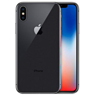 (Used) iPhone X 4G Phablet US Version