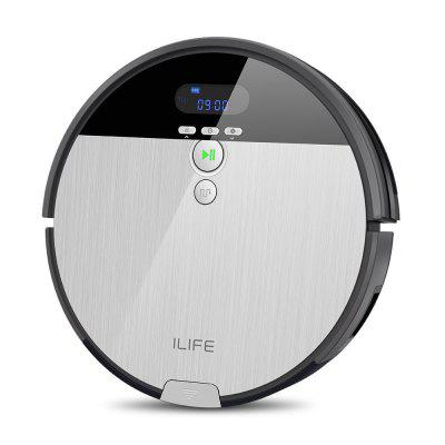 Ilife V8S  Robotic Vacuum Cleaner with LCD Display Image