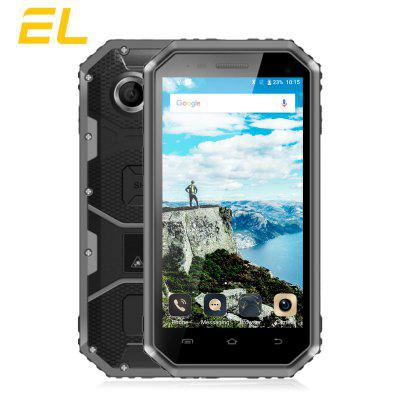 EL W6 4G Smartphone 4.5 inch Android 6.0 MTK6735 1.5GHz Quad Core 1GB RAM 8GB ROM 5.0MP Rear Camera IP68