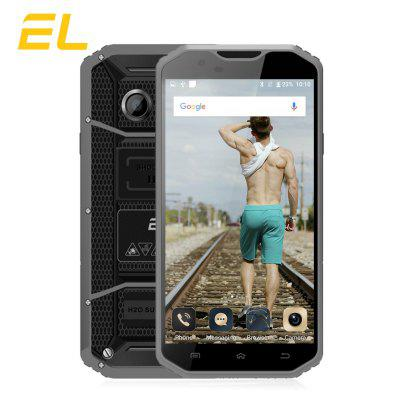 E&L W8 4G Phablet 5.5 inch Android 6.0 MTK6753 1.5GHz Octa Core 2GB RAM 16GB ROM IP68 Waterproof 8.0MP Rear Camera Image