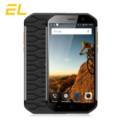 E&L S60 5.5 inch 4G Phablet Android 7.0 MTK6753 Octa Core 1.3GHz 3GB RAM 64GB ROM Fingerprint Sensor 13.0MP Rear Camera
