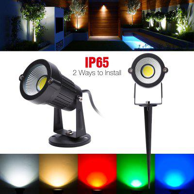 Excelvan 3W LED Landscape Lights AC/85-265V Outdoor Spotlight Led Pathway Lights Landscape Light