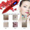 Portable USB Rechargeable Skin Tag Removal Tool Kit With 6 Modes Mole Eraser Removal Pen Professional Beauty Pen For Body Facial Freckle Nevus Warts Age Spot Tattoo Remover Beauty Tools - RED