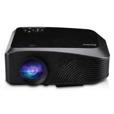 Excelvan LED - 4018 Portable 1200 Lumens Projector
